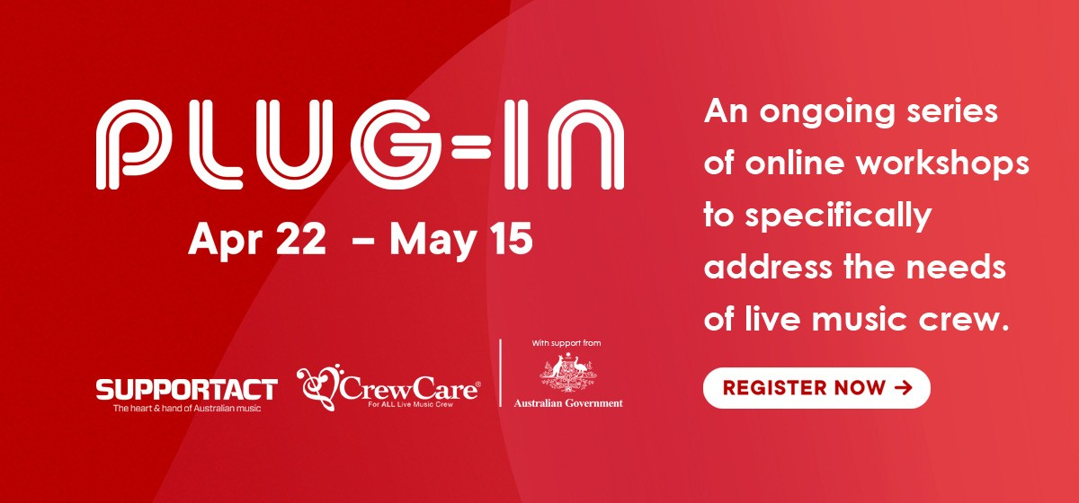 CrewCare Announce Plug-In Workshops